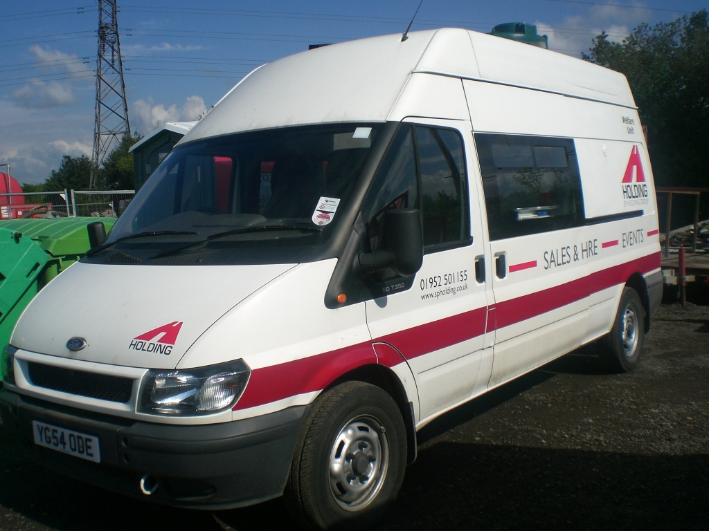 Welfare van external