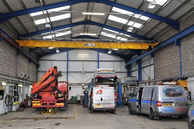 HGV Workshop Big